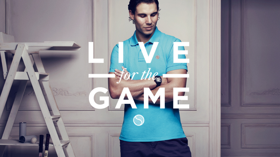 Live for the Game / Love for the Rafa*