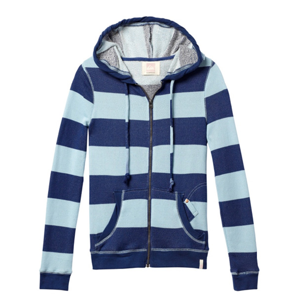 Rayures et surf-chic by Quiksilver Women