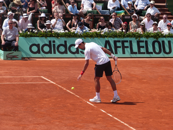 Novak Djokovic Roland Garros