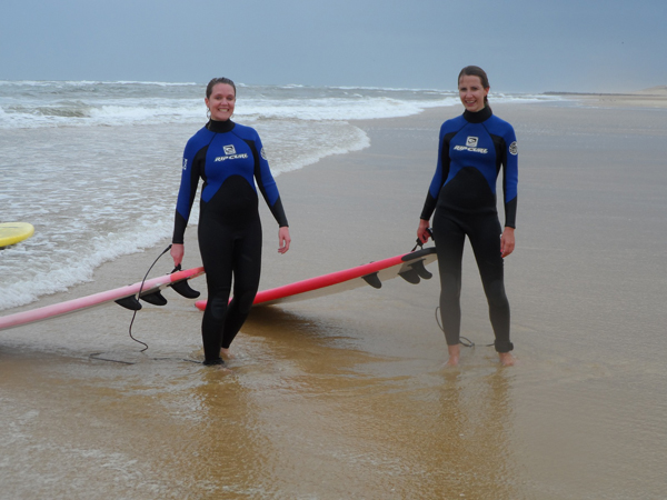 copines surfeuses