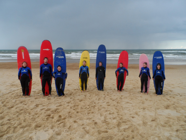 team surf port d'albret