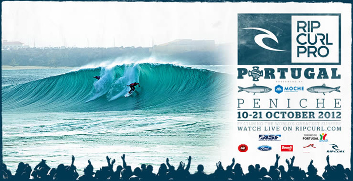 Venez, on va  Peniche ? #ripcurlpro