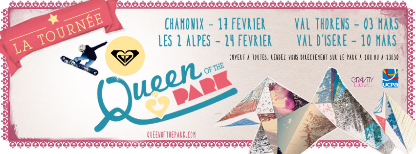 Ski / Snow Freestyle : deviens la Queen of The Park