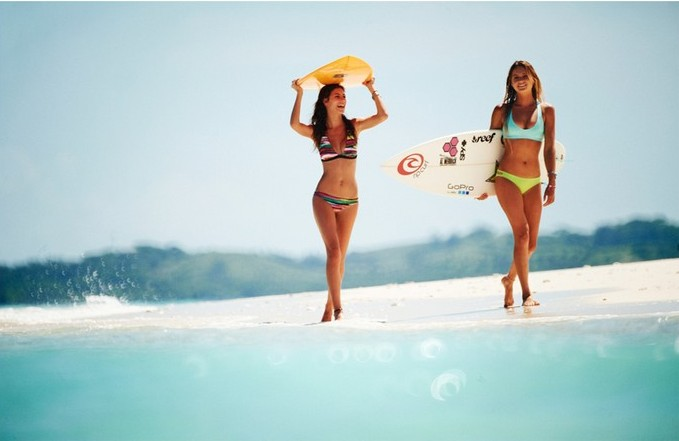 Maillots de bain surf Rip Curl