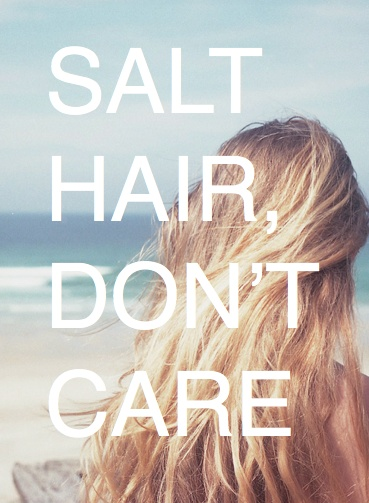 Beach Hair de printemps