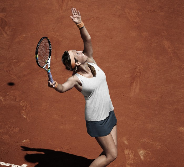 Tenue Roland Garros 2013 : Victoria Azarenka