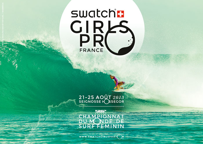 Swatch Girls Pro France 2013
