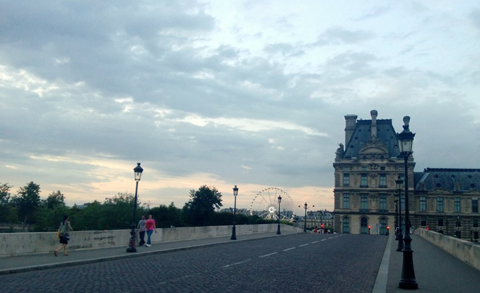running-paris