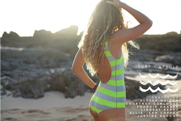 surf-capsule-billabong Girls Europe