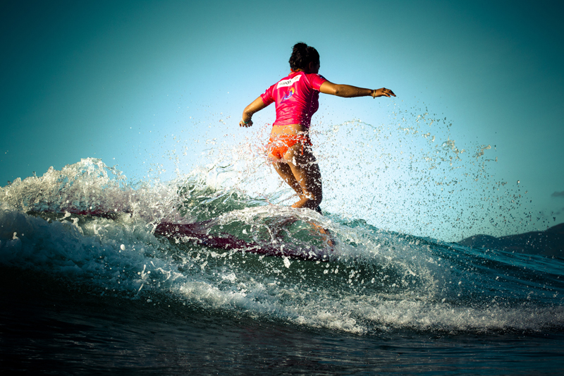 kelia moniz swatch girls pro china 2012