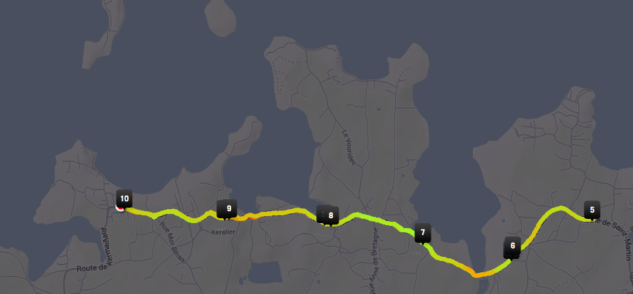 parcours running