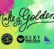 Make it Golden – Roxy Pro Gold Coast 2014