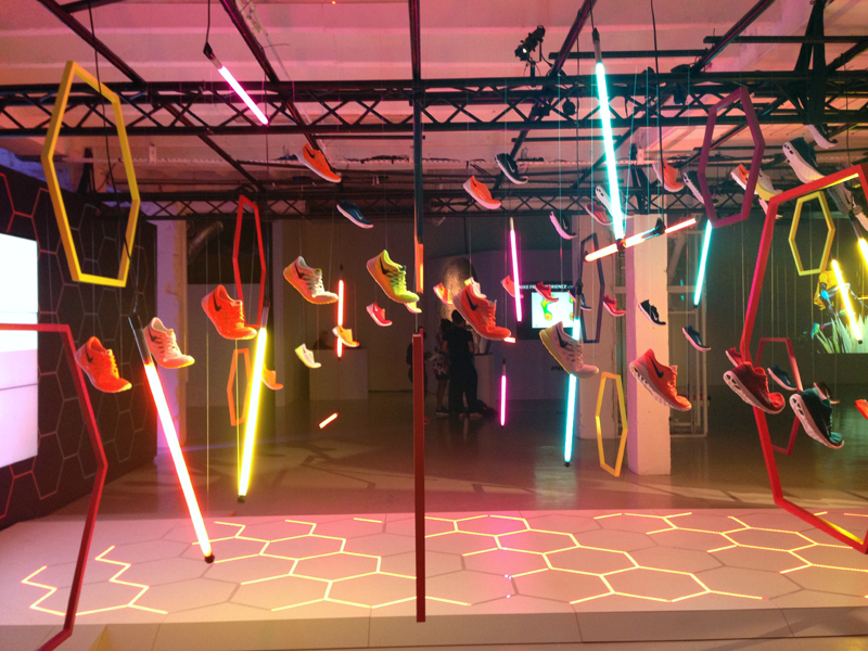 Nike Free Experience London