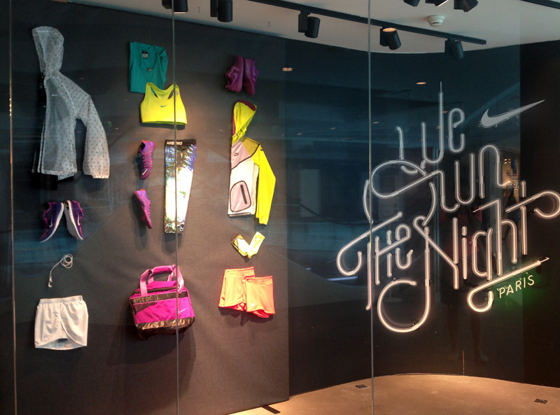 boutique nike beaugrenelle