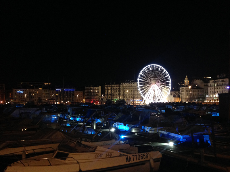 marseille-by-night