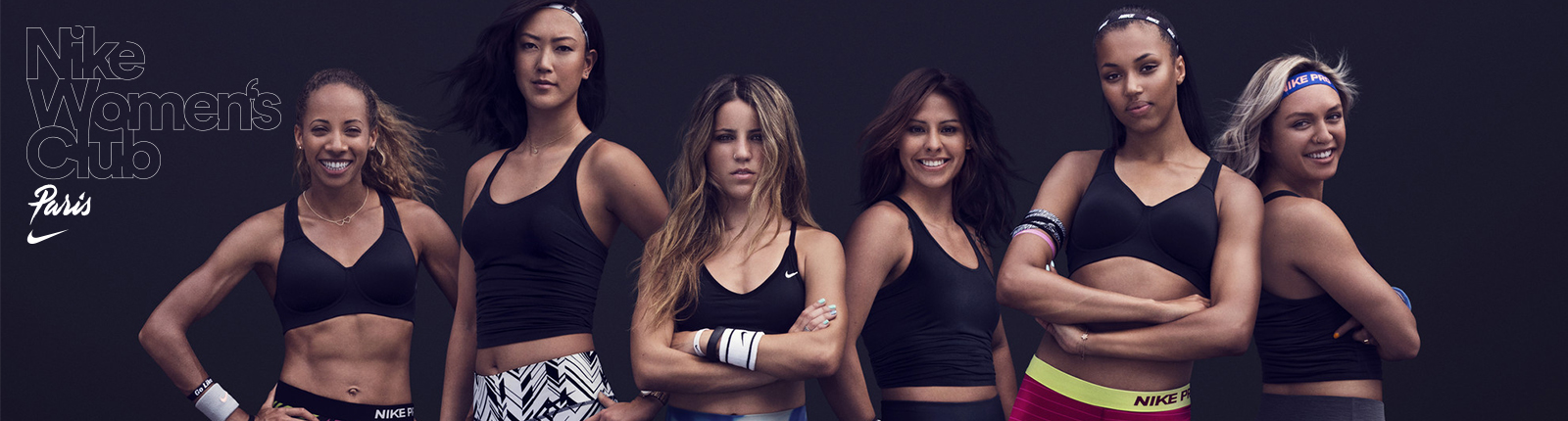 Nike Women Club Paris