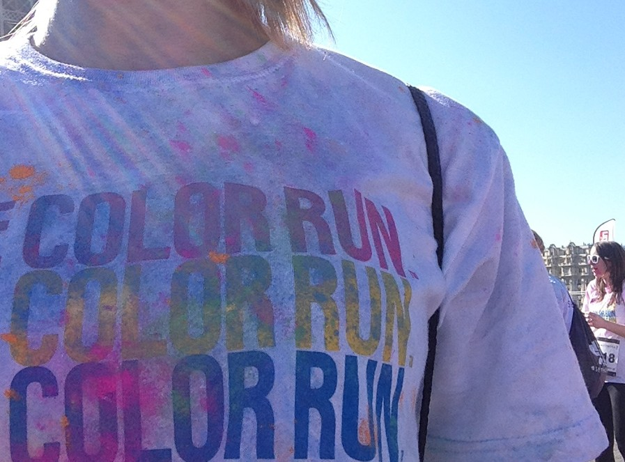 La Color Run : plus de couleurs que de run