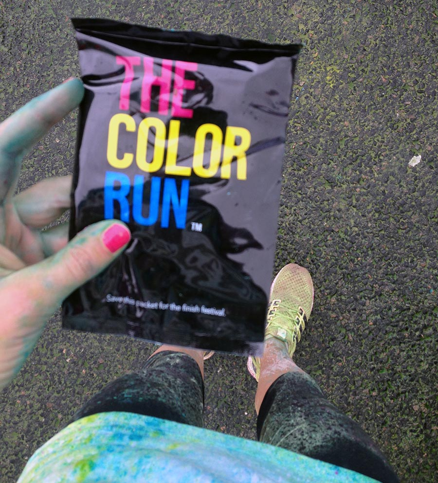 Coach Color Run by Sephora