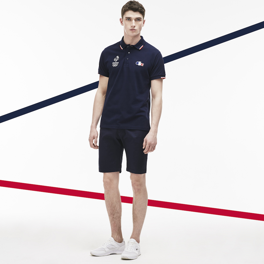 polo-bleu-marine-france-olympique
