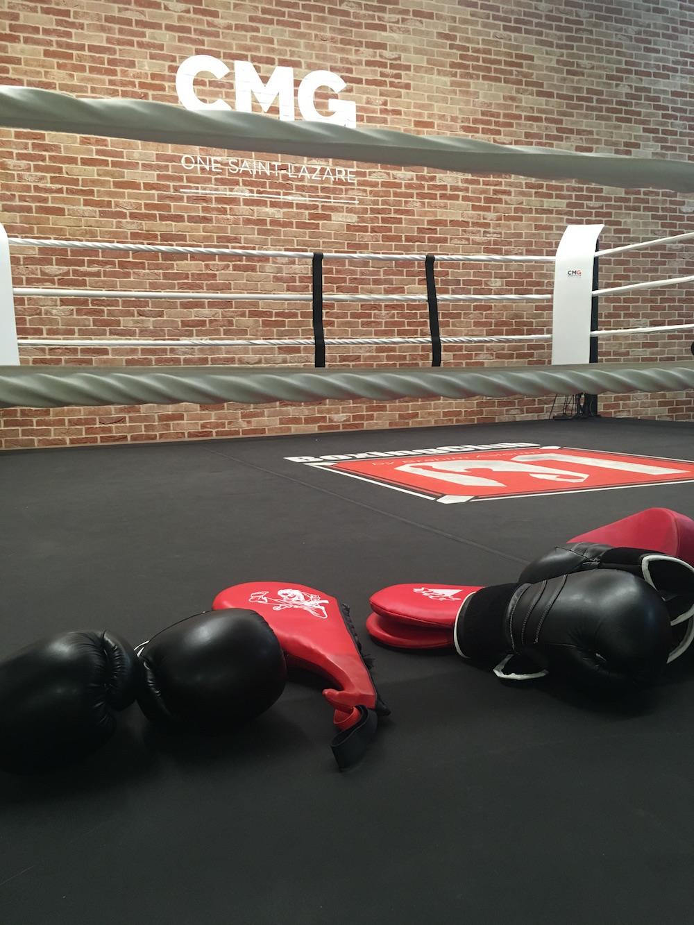 boxing club CMG sport club