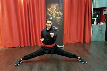 marvel iron fist workout au cmg sports