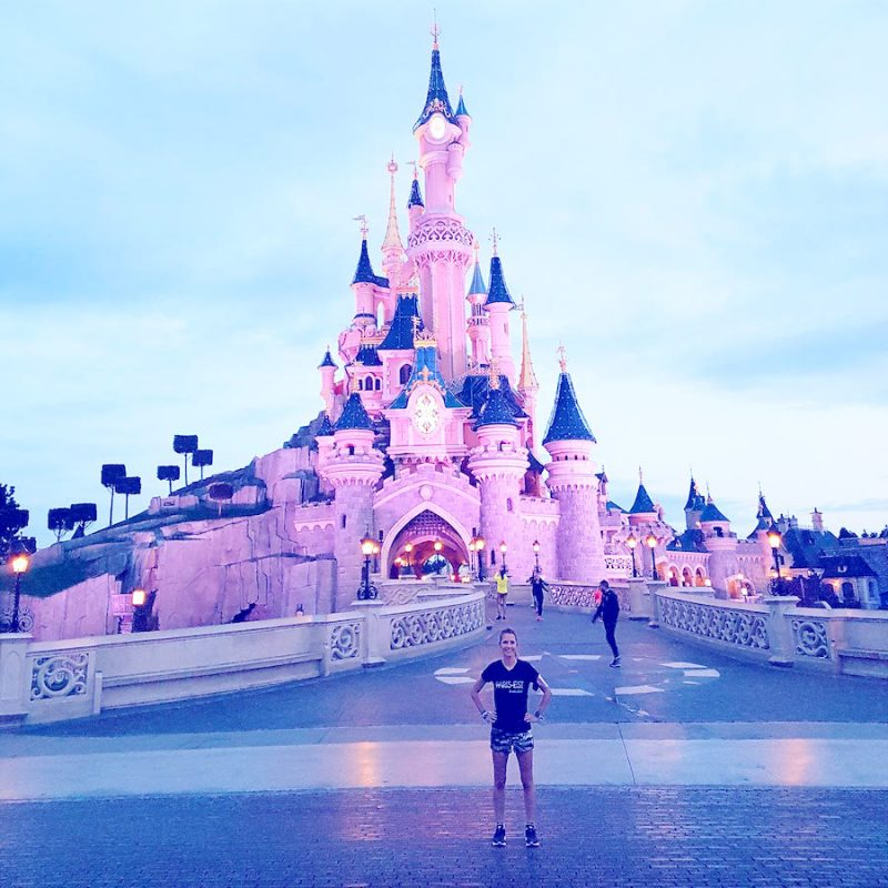 RunDisney France : MAGIE