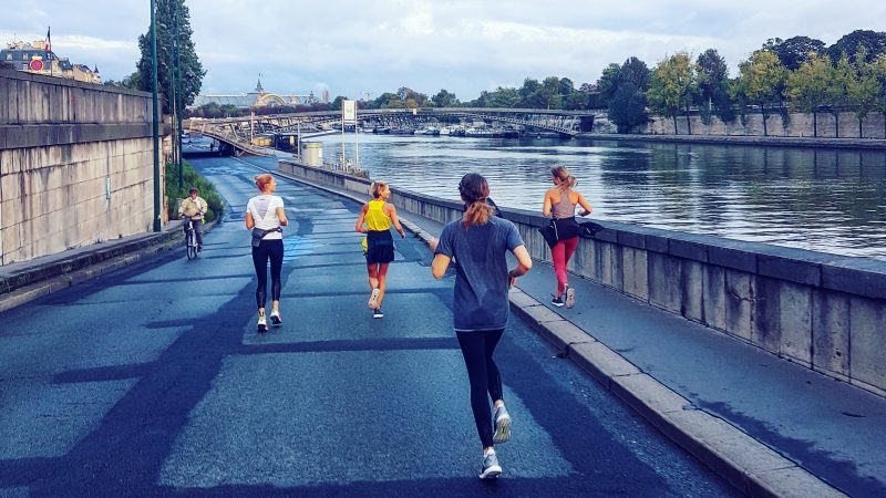 10 trucs à shopper pendant les Running Weeks