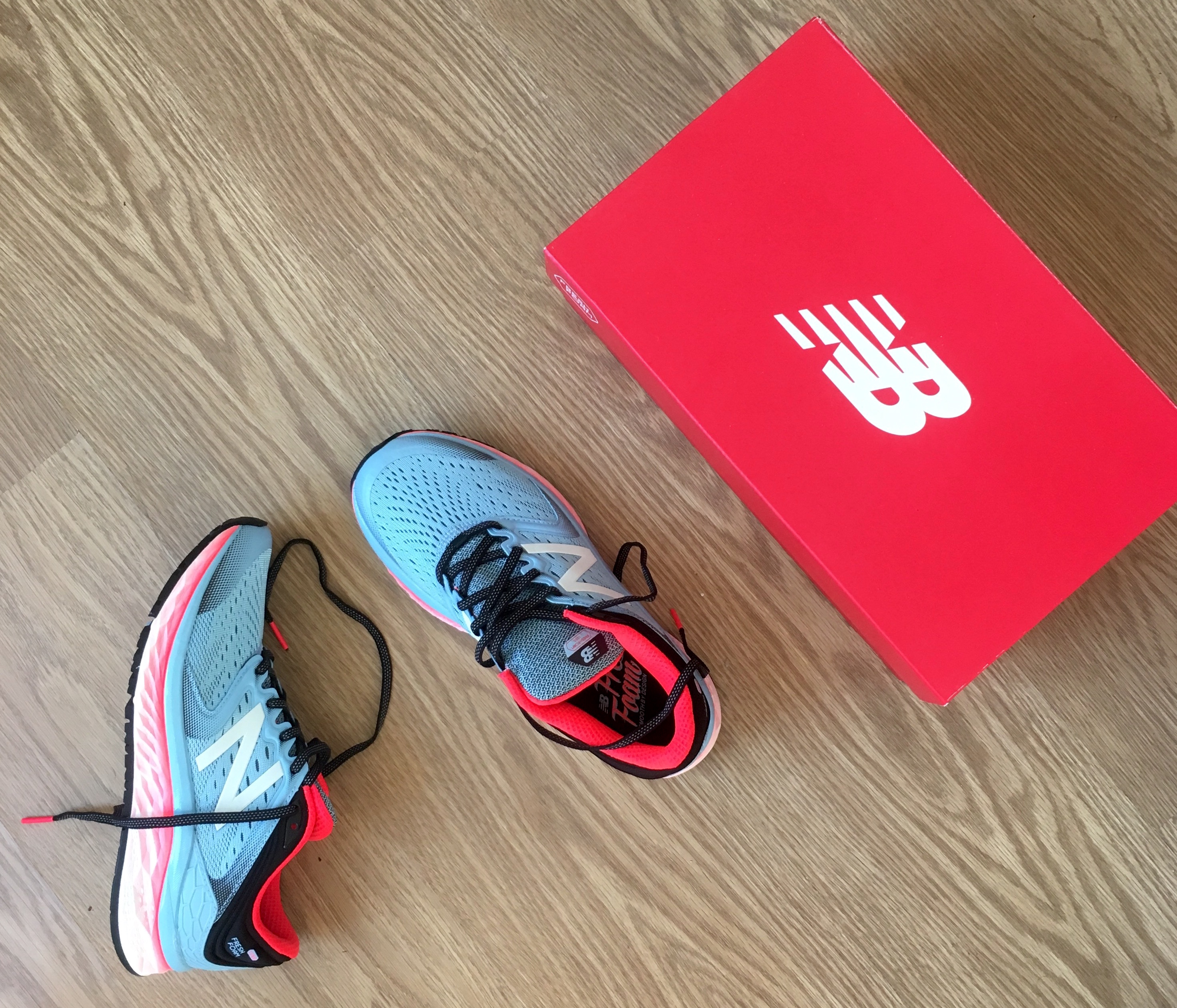 running 1080 bleues New Balance
