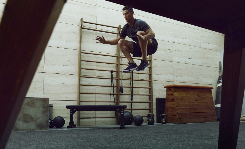 Nike Training Club Cristiano