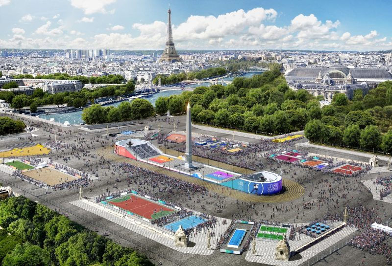 Run Paris 2024